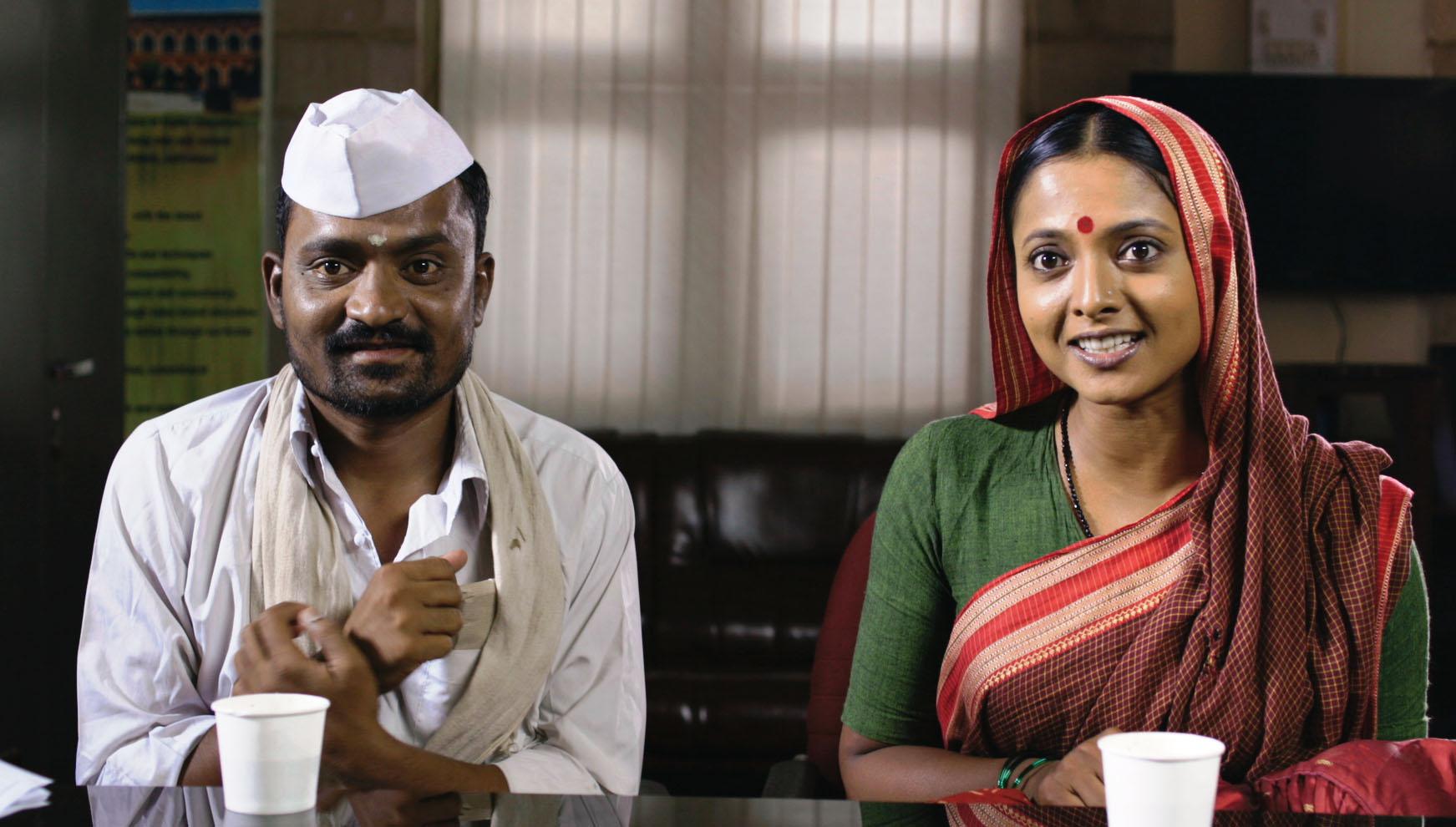 Santhosh and Nivedita